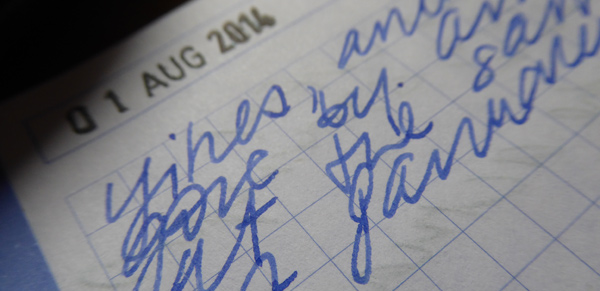 Diary angst