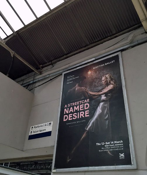 Streetcar Named Desire - Scottish Ballet