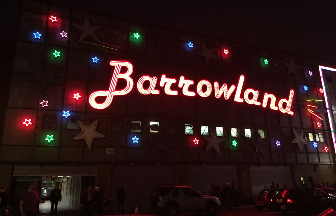 Barrowland Ballroom, Glasgow