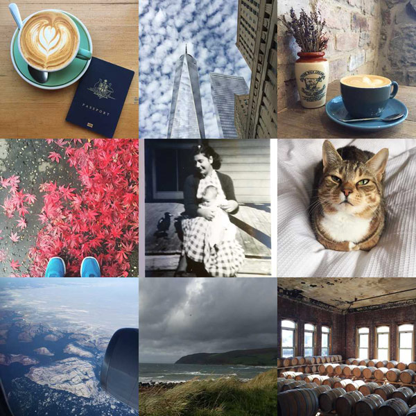 Top Nine Instagrams of 2016
