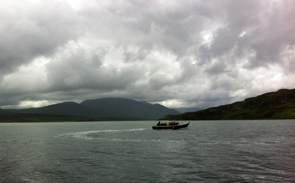 Cape Wrath ferry