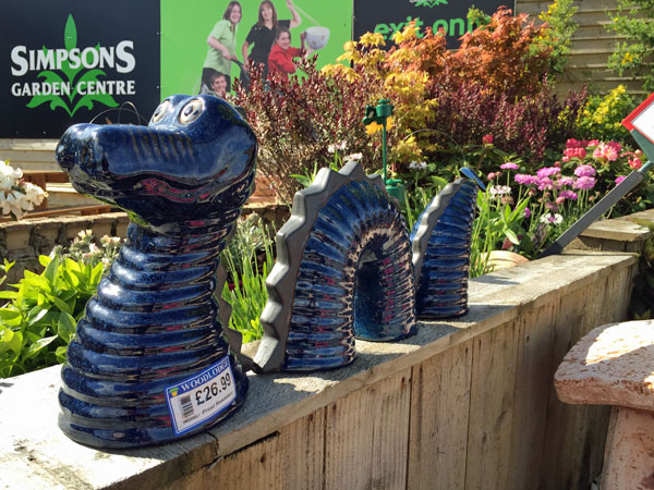 Nessie for your garden
