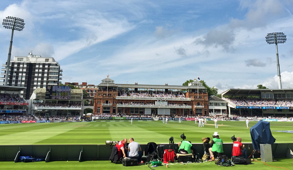 Day 2 at Lord's