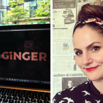 Working In My PJs - Elaine Fleming of Ginger PR