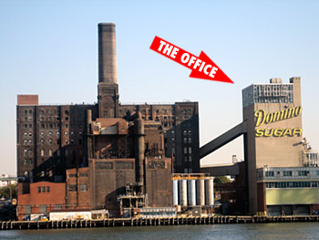 Domino Sugar, Brooklyn